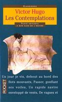 Couverture du livre « Les contemplations » de Victor Hugo aux éditions Pocket