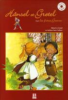 Couverture du livre « Mes Jolis Contes Hansel Et Gretel » de Pierre Arditi aux éditions Sbbs