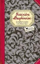 Couverture du livre « Cuisinière dauphinoise » de Elizabeth Denis aux éditions Les Cuisinieres