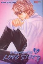 Couverture du livre « A romantic love story t.2 » de Kaho Miyasaka aux éditions Panini