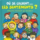Couverture du livre « Les Sentiments » de Collectif aux éditions Petit Musc
