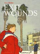 Couverture du livre « Exit wounds » de Rutu Modan aux éditions Actes Sud