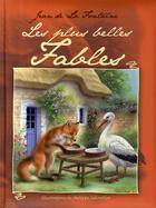 Couverture du livre « Les plus belles fables » de Philippe Salembier et Jean De La Fontaine aux éditions Hemma