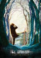Couverture du livre « Le dragon » de Bettina Egger aux éditions Le Moule A Gaufres