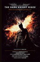 Couverture du livre « The Dark Knight Rises: The Official Movie Novelization » de Greg Cox aux éditions Titan Digital