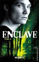 Couverture du livre « Enclave t.2 ; salvation » de Ann Aguirre aux éditions Black Moon