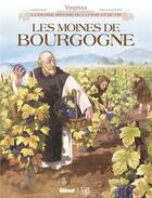Couverture du livre « Vinifera ; les moines de Bourgogne » de Corbeyran et Brice Goepfert aux éditions Glenat