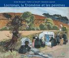 Couverture du livre « Locronan ; la Troménie et les peintres » de Armel Morgant et Fanch Le Henaff et Donatien Laurent aux éditions Locus Solus