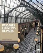 Couverture du livre « Passages couverts de Paris » de Sybil Canac et Bruno Cabanis aux éditions Massin