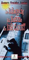 Couverture du livre « Le Kidnapping Du Fantome De Ker Caouet » de Vincent Leroux et Thierry Gautier aux éditions Le Lutin Malin