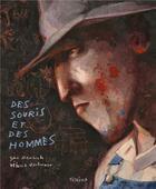 Couverture du livre « Des souris et des hommes » de Rebecca Dautremer et John Steinbeck aux éditions Tishina