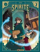 Couverture du livre « Spirite - t01 - spirite - volume 01 - tunguska » de Mara aux éditions Drakoo