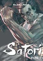 Couverture du livre « Satori t.1 » de Klem et Niko aux éditions Humanoides Associes