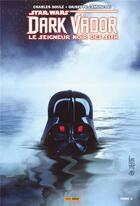 Couverture du livre « Star Wars - Dark Vador - le seigneur noir des Sith T.3 » de Giuseppe Camuncoli et Charles Soule aux éditions Panini