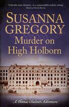 Couverture du livre « Murder on High Holborn » de Gregory Susanna aux éditions Little Brown Book Group Digital