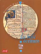 Couverture du livre « La belle écriture » de Collectif aux éditions Pemf