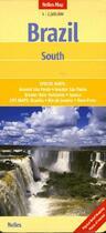 Couverture du livre « Brazil : south ; Brésil sud » de Collectif aux éditions Nelles