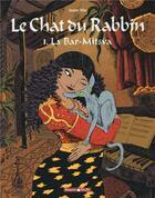 Couverture du livre « Le chat du rabbin T.1 ; la bar-mitsva » de Joann Sfar et Brigitte Findakly aux éditions Dargaud