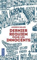 Couverture du livre « Dernier requiem pour les innocents » de Andrew Miller aux éditions Pocket