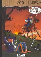 Couverture du livre « Willy lambil » de Philippe Cauvin aux éditions Toth Bd