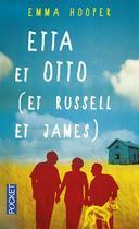 Couverture du livre « Etta et Otto (et Russell et James) » de Emma Hooper aux éditions Pocket