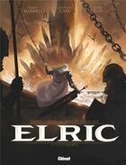 Couverture du livre « Elric T.4 ; la cité qui rêve » de Julien Blondel et Jean-Luc Cano et Julien Telo aux éditions Glenat