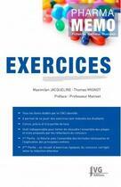 Couverture du livre « Exercices » de Maximilien Jacqueline et Thomas Mignot aux éditions Vernazobres Grego