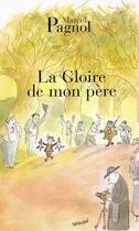Couverture du livre « La gloire de mon père » de Marcel Pagnol aux éditions Fallois