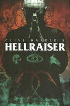 Couverture du livre « Hellraiser t.2 » de Clive Barker et Christopher Monfette et Leonardo Manco aux éditions French Eyes