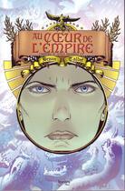 Couverture du livre « Au coeur de l'empire t.2 ; l'héritage de Luther Arkwright » de Bryan Talbot aux éditions Kymera