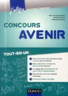 Couverture du livre « Concours Avenir ; tout-en-un » de Marie-Virginie Speller et Helene Bautheney et Michael Sauzeix aux éditions Dunod