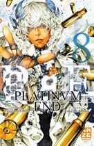 Couverture du livre « Platinum end T.8 » de Takeshi Obata et Tsugumi Ohba aux éditions Kaze