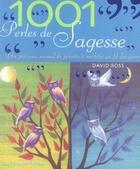 Couverture du livre « 1001 perles de sagesse » de David Ross aux éditions Tredaniel