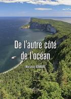Couverture du livre « De l'autre côté de l'océan » de Marianne Bonnard aux éditions Baudelaire