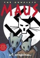 Couverture du livre « The complete maus » de Art Spiegelman aux éditions Penguin Books Uk