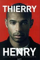 Couverture du livre « Thierry Henry » de Philippe Auclair aux éditions Hachette Pratique