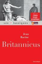 Couverture du livre « Britannicus » de Collectif et Bernard Chedozeau aux éditions Bordas