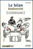 Couverture du livre « Inclure la biodiversité dans son bilan comptable » de Synergiz et Natureparif aux éditions Edisens