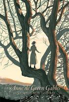Couverture du livre « Anne de Green Gables » de Lucy Maud Montgomery et Paul Blow aux éditions Monsieur Toussaint Louverture