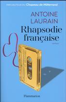 Couverture du livre « Rhapsodie française » de Antoine Laurain aux éditions Flammarion