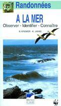 Couverture du livre « Randonnees A La Mer » de Kremer/Janke aux éditions Delachaux & Niestle