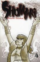 Couverture du livre « Shumari t.4 » de Tezuka Osamu aux éditions Tonkam