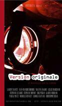 Couverture du livre « Version originale » de Collectif aux éditions Antidata