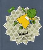 Couverture du livre « Têtard ne veut jamais mourir » de Sylvie Jung et Charlotte Legaut aux éditions Escabelle