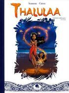 Couverture du livre « Thalulaa ; t.1 et t.2 » de Didier Crisse et Ood Serriere aux éditions Guymic