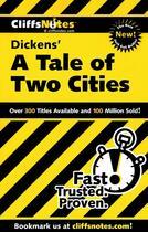 Couverture du livre « CliffsNotes on Dickens' A Tale of Two Cities » de Kalil Marie aux éditions Houghton Mifflin Harcourt