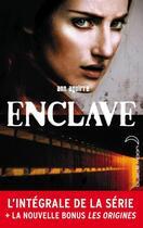 Couverture du livre « Enclave ; l'intégrale » de Ann Aguirre aux éditions Black Moon
