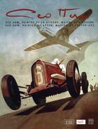 Couverture du livre « Géo Ham ; peintre de la vitesse, maître de l'affiche » de Collectif aux éditions Somogy
