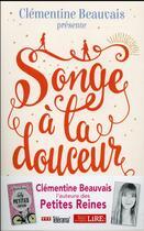 Couverture du livre « Songe à la douceur » de Clementine Beauvais aux éditions Sarbacane