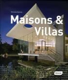 Couverture du livre « Maisons et villas » de Michelle Galindo aux éditions Braun